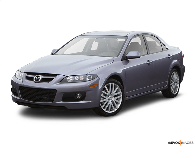 Mazda MAZDASPEED6 Reviews