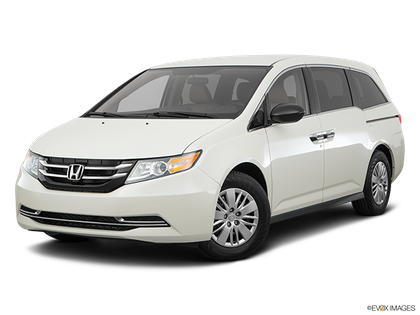 2017 Honda Odyssey Photo