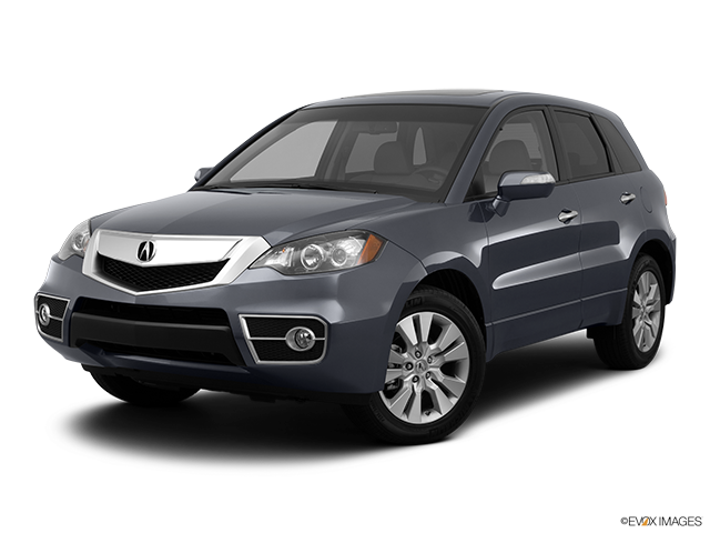 2012 Acura RDX Review