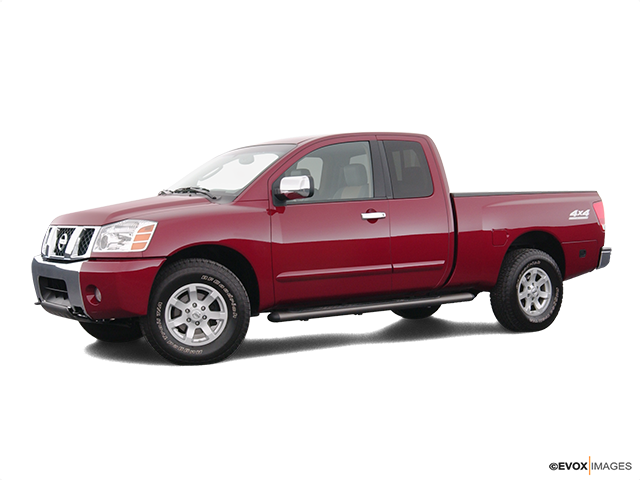 2006 Nissan Titan Review