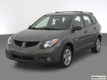 2004 Pontiac Vibe Review Carfax Vehicle Research
