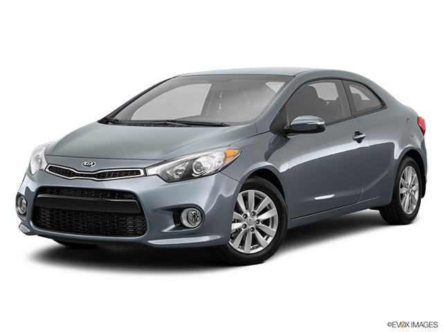 2015 Kia Forte Koup Review