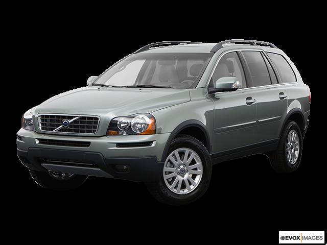 2008 Volvo XC90 Review