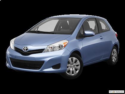 2012 Toyota Yaris photo