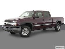 2003 Chevrolet Silverado 1500HD Review
