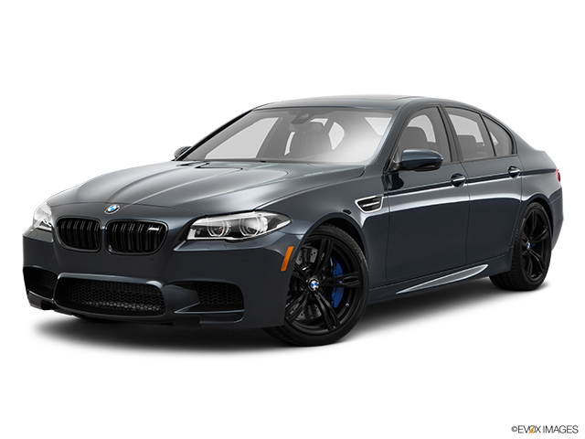 2015 BMW M5 Review