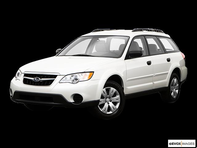 2009 Subaru Outback Review