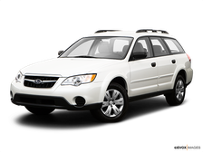 2009 Subaru Outback Review