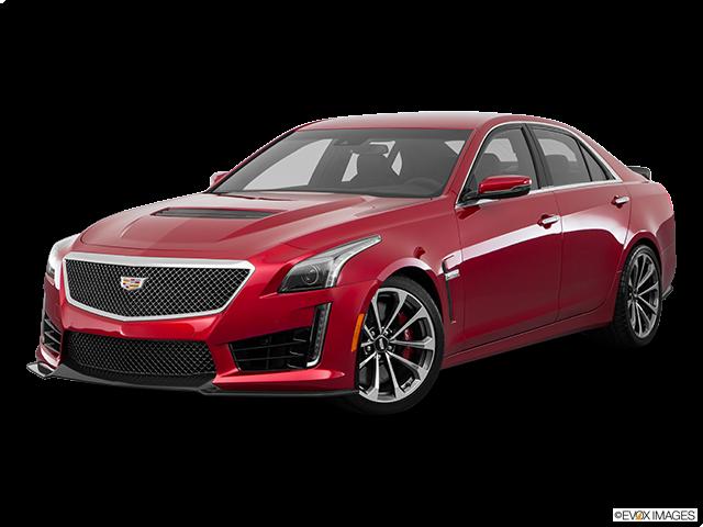 2016 Cadillac CTS-V photo