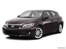 2011 Lexus CT Review
