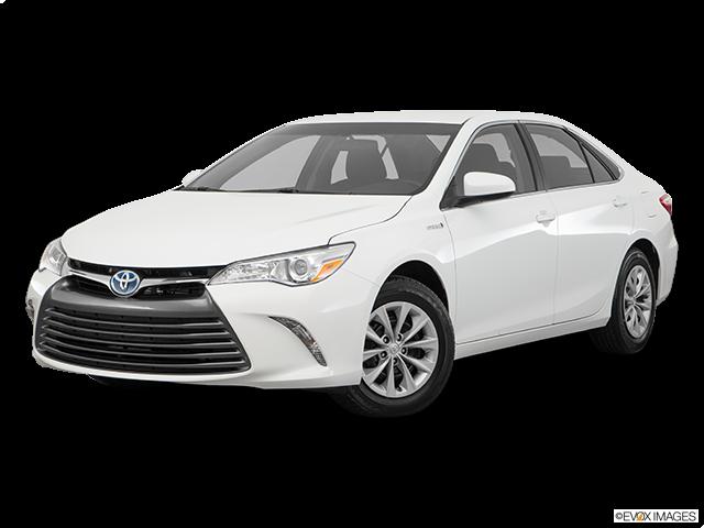 2017 Toyota Camry Hybrid photo