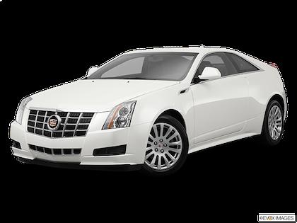 2014 Cadillac CTS photo