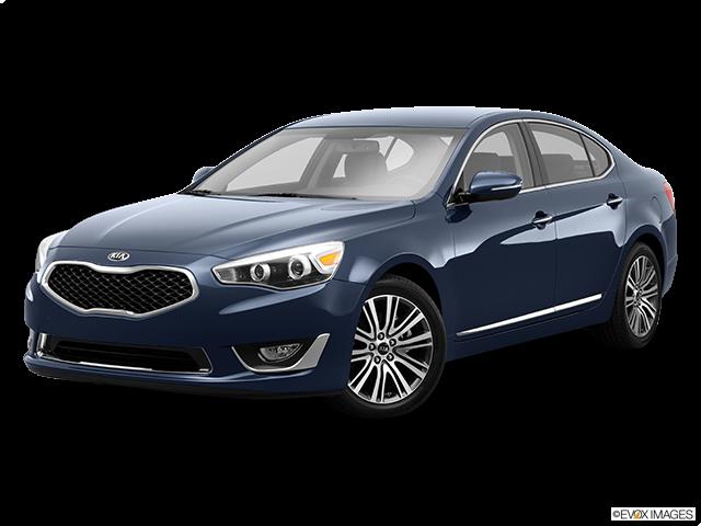 2015 Kia Cadenza Review