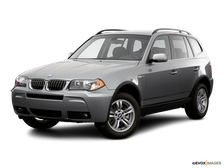 2006 BMW X3 Review