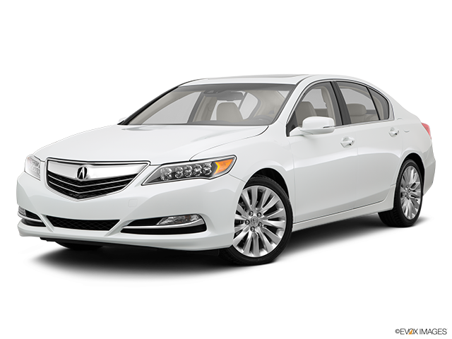 2015 Acura RLX Review