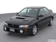 2001 Subaru Impreza Review