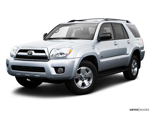 2009 Toyota 4Runner Review