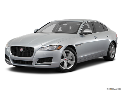 2017 Jaguar XF photo