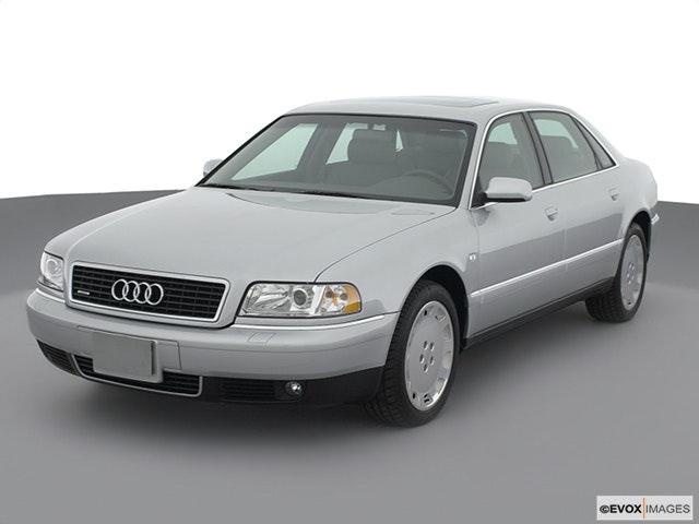 2001 Audi A8 Review