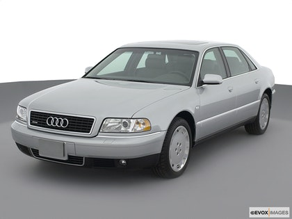 2001 Audi A8 photo