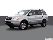 2004 Honda Pilot Review
