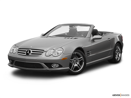 2007 Mercedes-Benz SL-Class photo