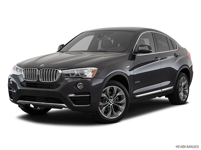 2018 BMW X4 Review