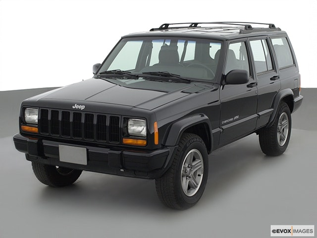 2000 Jeep Cherokee Review