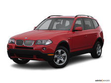 2008 BMW X3 Review
