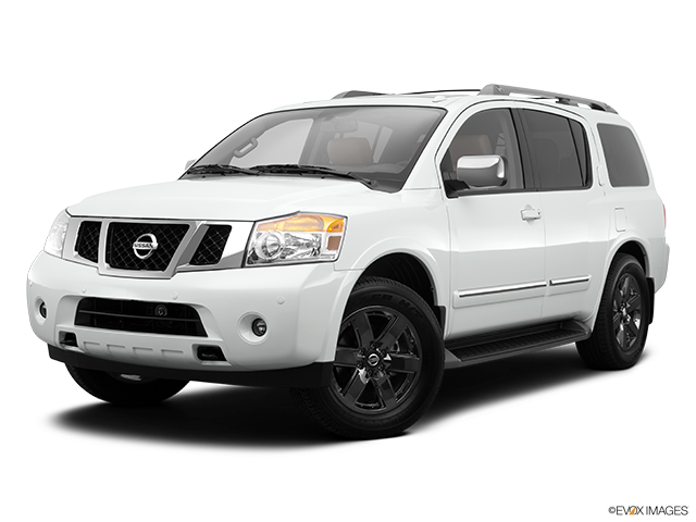 2014 Nissan Armada Review