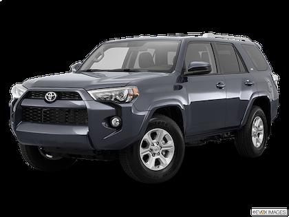 2015 Toyota 4Runner photo