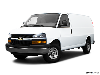 2009 Chevrolet Express Cargo photo