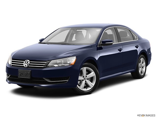 2014 Volkswagen Passat Review