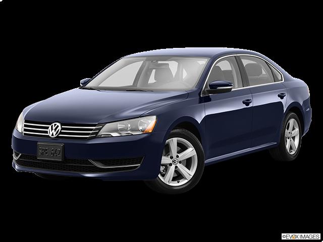 2014 Volkswagen Passat Review