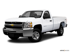 2010 Chevrolet Silverado 3500HD Review