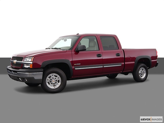 Chevrolet Silverado 2500 Reviews