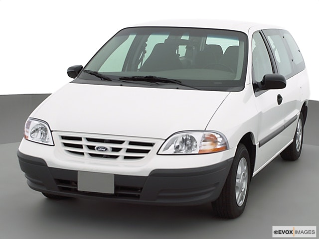 2000 Ford Windstar Review