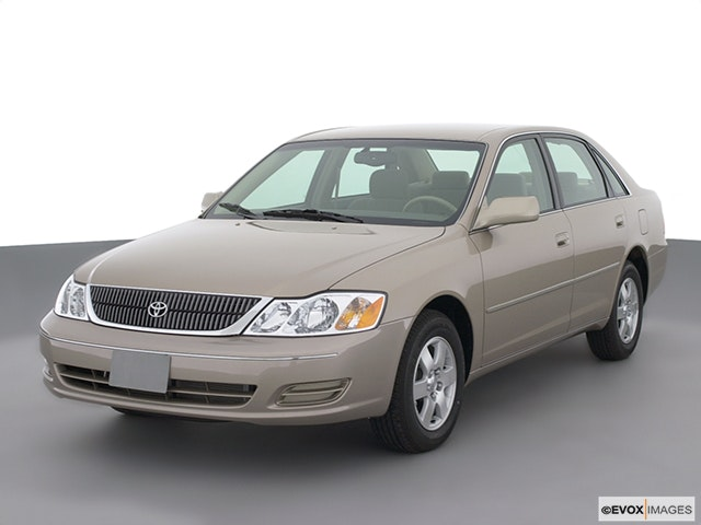 2002 Toyota Avalon Review