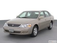 2002 Toyota Avalon Review