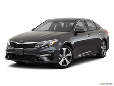 2019 Kia Optima Review