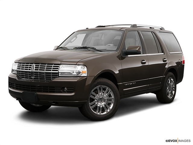 2008 Lincoln Navigator Review