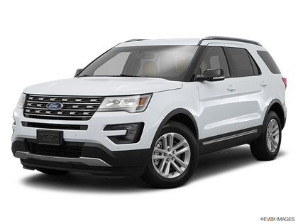 2016 Ford Explorer Photo