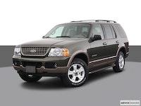 Ford, Explorer, 2002-2005