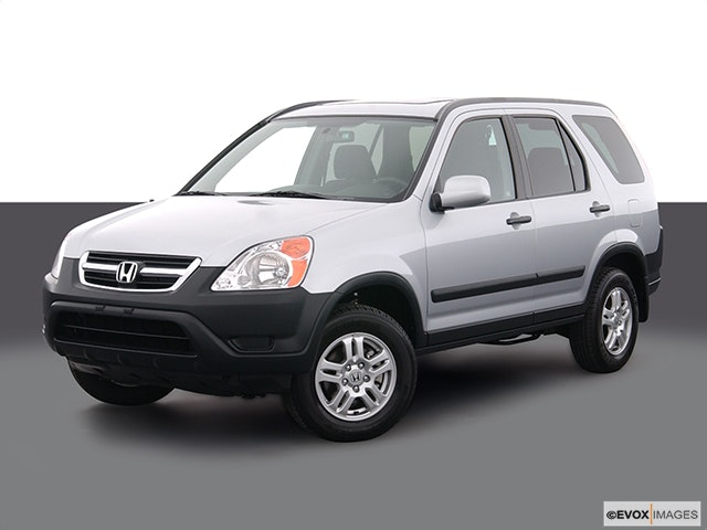2004 Honda CR-V Review