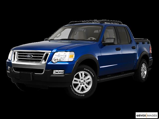 2010 Ford Explorer Sport Trac Review