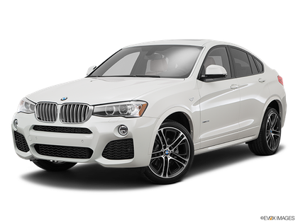 2017 bmw x4 review carfax vehicle research. Black Bedroom Furniture Sets. Home Design Ideas