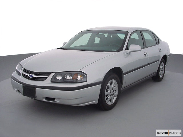 2002 Chevrolet Impala Review