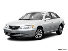 2009 Hyundai Azera Review