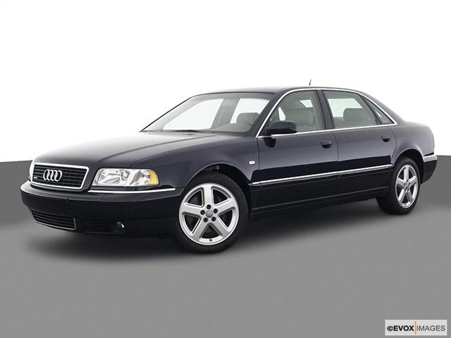 2003 Audi A8 L Review