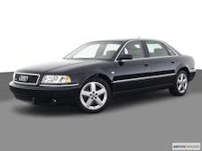 2003 Audi A8 Review